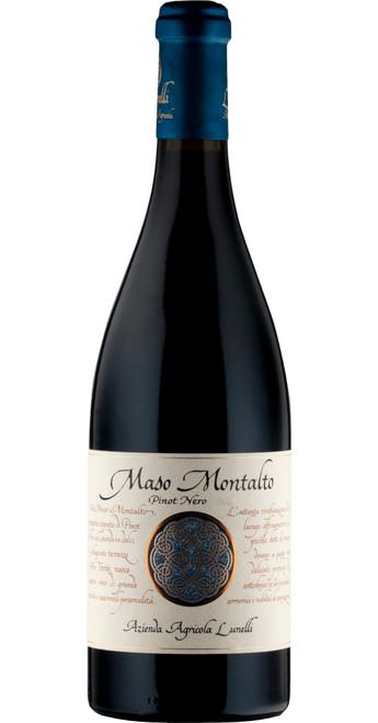 Trentino Pinot Nero, Maso Montalto 2015, Tenuta Margon, Northern Italy, Italy