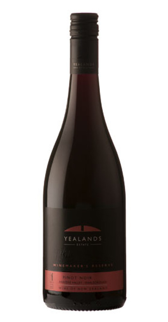 Winemaker's Reserve Gibbston Valley Pinot Noir, Yealands Estate 2016, Central Otago, New Zealand