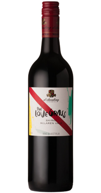 The Love Grass Shiraz, D'Arenberg 2016, South Australia, Australia