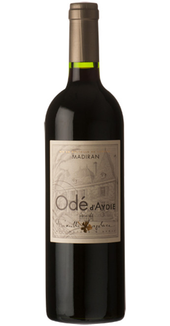 Ode d'Aydie Madiran, Château d'Aydie 2015, South West France, France
