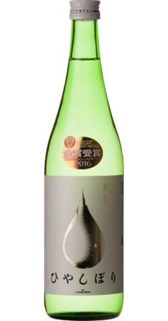 Konishi Silver Ginjo Hiyashibori Sake