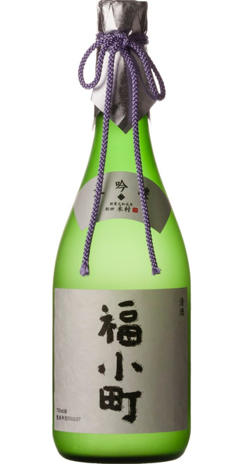 Kimura Shuzo Fukukomachi Daiginjo Hidden Glade Sake