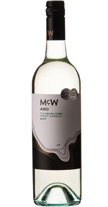 480 Pinot Grigio, McWilliams 2017, New South Wales, Australia