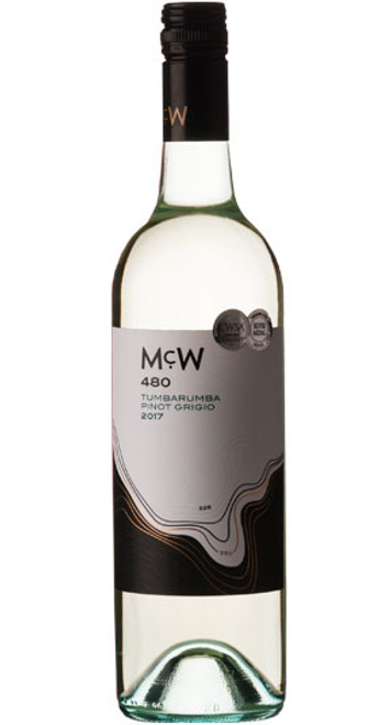 480 Pinot Grigio, McWilliams 2017, New South Wales, Australia