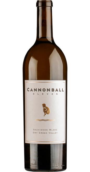 Eleven Sauvignon Blanc 2017, Cannonball, California, U.S.A.