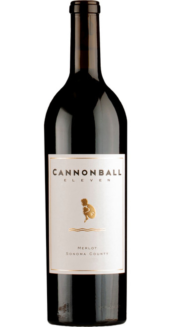 Eleven Merlot 2016, Eleven by Cannonball