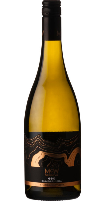 660 Reserve Chardonnay 2016, McWilliams, New South Wales, Australia