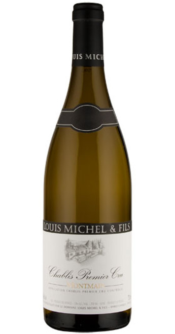 Chablis 1er Cru Montmain, Domaine Louis Michel 2016, Burgundy, France