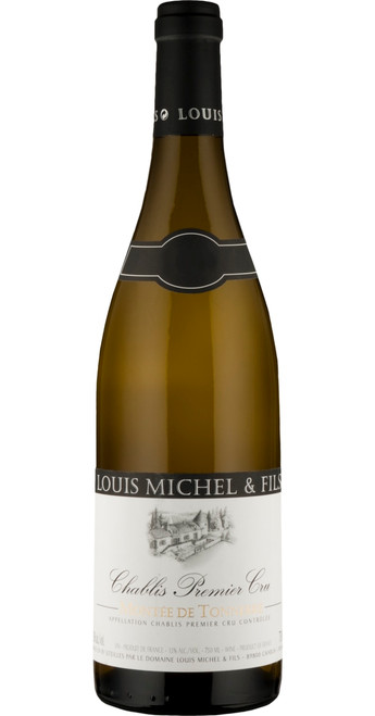 Chablis 1er Cru Montée de Tonnerre, Domaine Louis Michel 2016, Burgundy, France