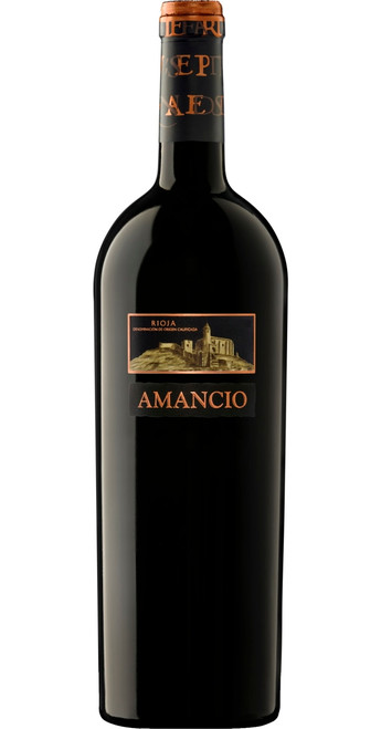 Rioja Amancio, Vinedos Sierra Cantabria 2015, Spain