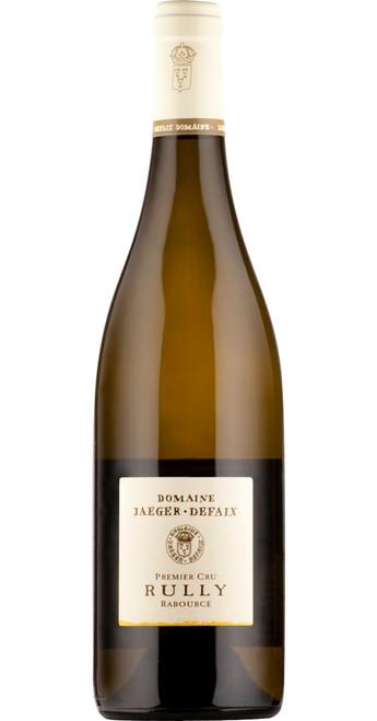 Rully Blanc 1er Cru Rabourcé, Domaine Jaeger-Defaix 2018, Burgundy, France