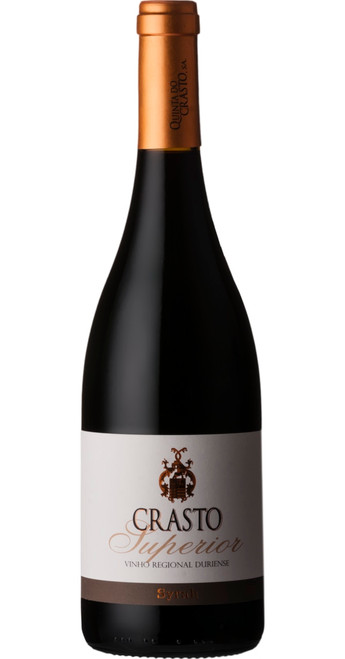 Superior Syrah, Quinta Do Crasto 2017, Vinho Regional Duriense, Portugal