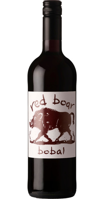 Red Boar Bobal 2018, Bodegas Gallegas