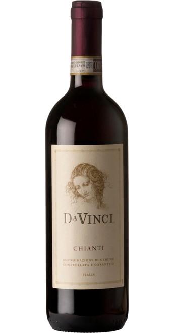 Chianti 2018, Cantine Leonardo Da Vinci, Tuscany, Italy