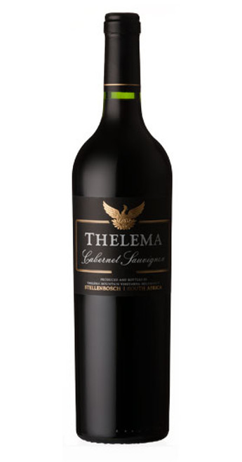 Cabernet Sauvignon, Thelema Mountain Vineyards 2016, Western Cape, South Africa