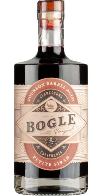 Bourbon Barrel Aged Petite Sirah 2017, Bogle Vineyards