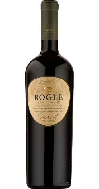 Merlot, Bogle Vineyards 2017, California, U.S.A.