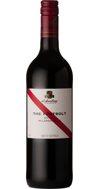 The Footbolt Shiraz, D'Arenberg 2017, South Australia, Australia