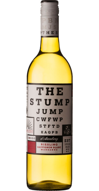 The Stump Jump White Blend, D'Arenberg 2018, South Australia, Australia