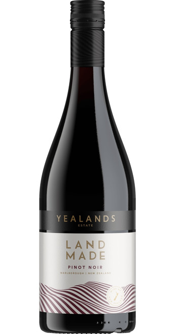 Land Made Pinot Noir 2018, Yealands Estate, Marlborough, New Zealand