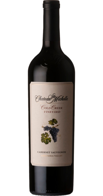 Cold Creek Cabernet Sauvignon, Chateau Ste Michelle 2015, Washington, U.S.A.