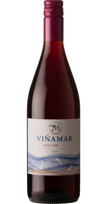 Pinot Noir, Viñamar 2018, Casablanca Valley, Chile