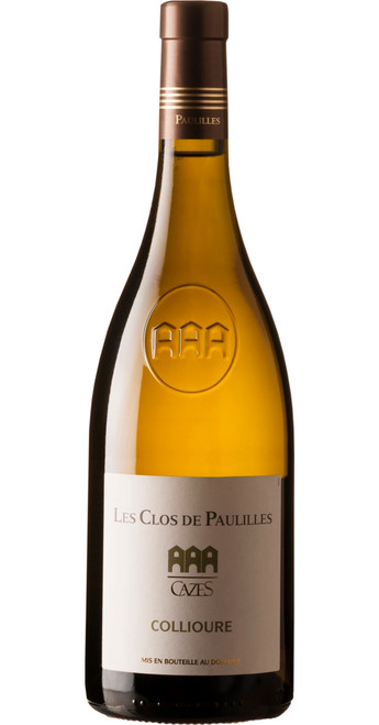 Collioure Blanc, Les Clos de Paulilles 2018, Clos des Paulilles
