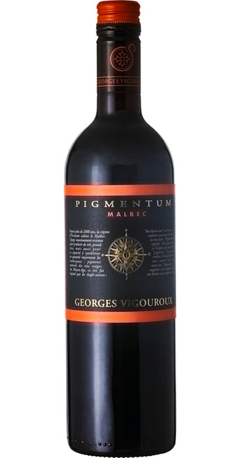 Pigmentum Malbec, Cahors, Georges Vigouroux 2018, South West France, France