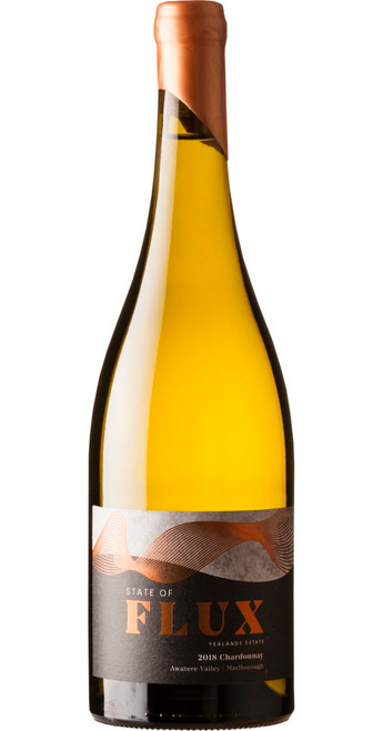 State of Flux Chardonnay 2018, Yealands Estate, Marlborough, New Zealand