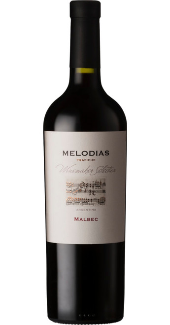 Melodias Winemakers Selection Malbec, Trapiche 2019, Mendoza, Argentina