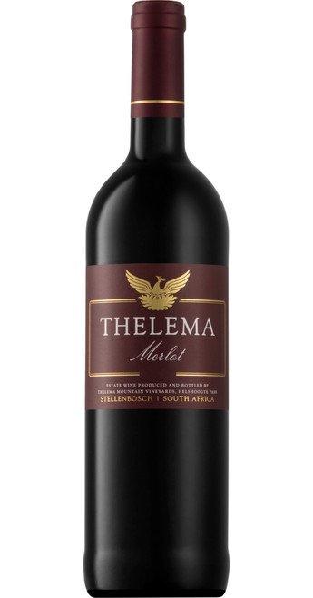 Merlot 2017, Thelema Mountain Vineyards, Western Cape, South Africa