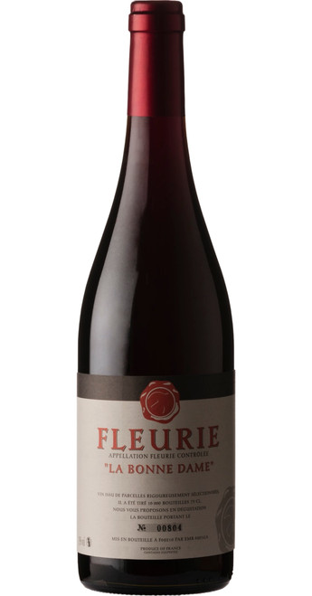 Fleurie 2018, Louis Tête
