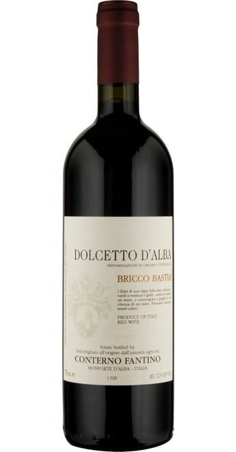 Dolcetto d'Alba DOC, Bricco Bastia 2018, Conterno Fantino, Piemonte, Italy