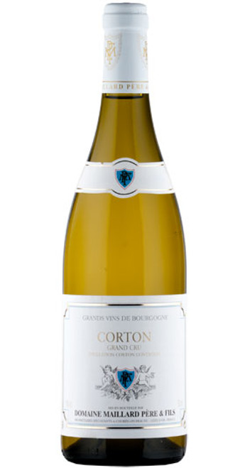 Corton Grand Cru, Maillard Père et Fils 2017, Burgundy, France
