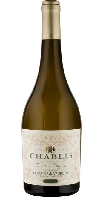 Chablis Vieilles Vignes, Domaine de Vauroux 2017, Burgundy, France