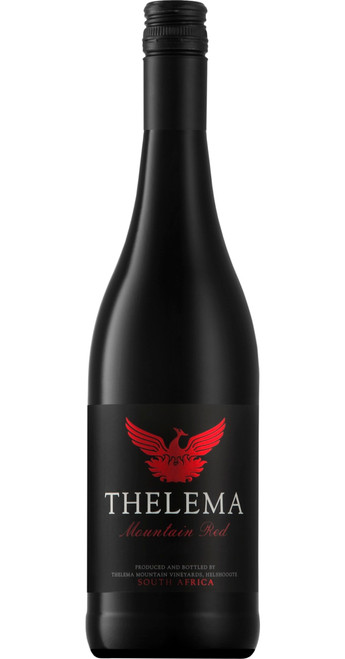 Mountain Red, Thelema Mountain Vineyards 2016, Western Cape, South Africa