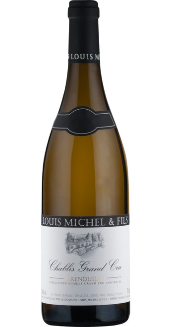 Chablis Grand Cru 2016, Louis Michel, Burgundy, France