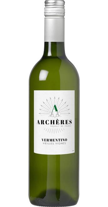 Vermentino, Pays d'Oc 2019, Les Archères