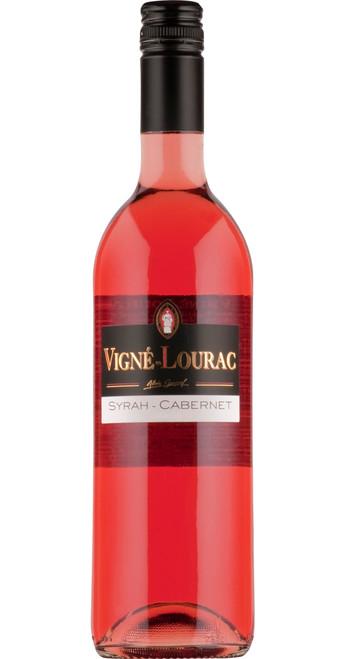 Syrah-Cabernet Sauvignon Rosé, IGP Côtes Du Tarn 2018, Domaine Vigné-Lourac, South West France, France