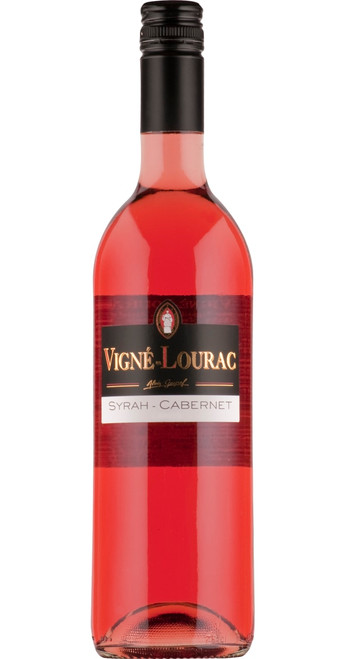 Syrah Cabernet Rosé, Domaine Vigné-Lourac 2018, South West France, France