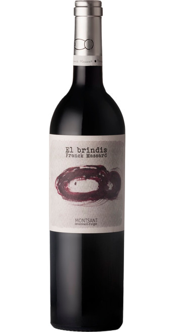 El Brindis DO Montsant, Franck Massard 2017, Catalunya, Spain