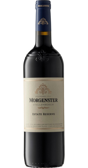 Morgenster Estate Red 2010, Morgenster, Western Cape, South Africa