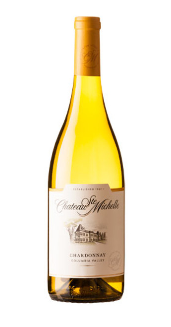 Columbia Valley Chardonnay, Chateau Ste Michelle 2017, Washington, U.S.A.