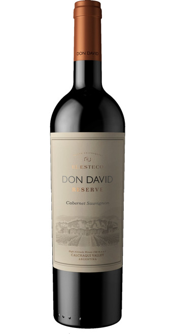 Don David Cabernet Sauvignon 2018, El Esteco, Salta, Argentina