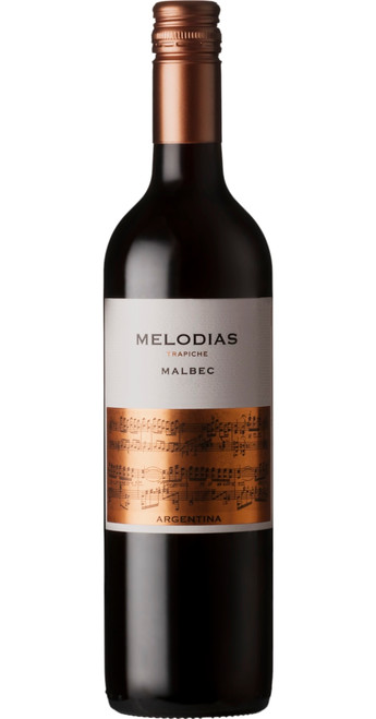 Melodias Malbec 2019, Trapiche, Mendoza, Argentina