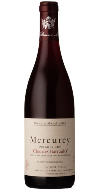 Mercurey 1er Cru, Michel Juillot 2015, Burgundy, France