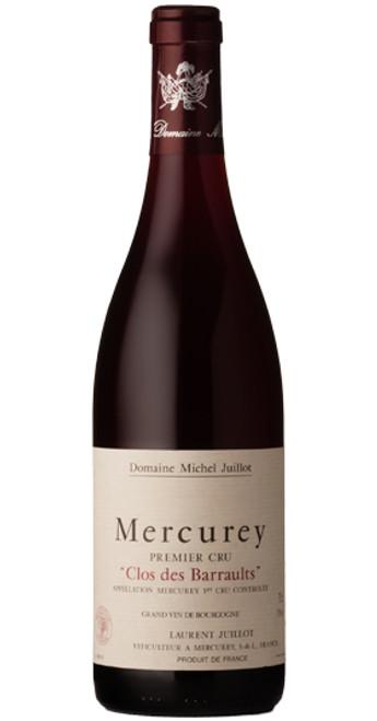 Mercurey 1er Cru, Michel Juillot 2015, Burgundy, France