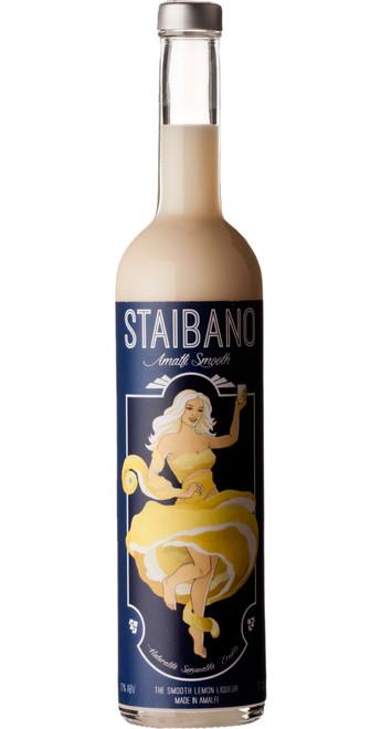 Staibano Amalfi Smooth Lemon Liqueur