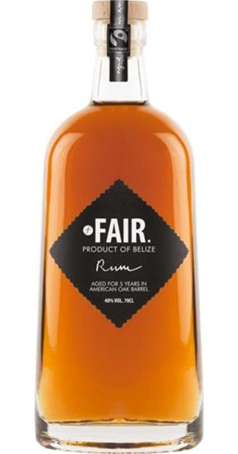 FAIR Spirits Belize 5yo Rum