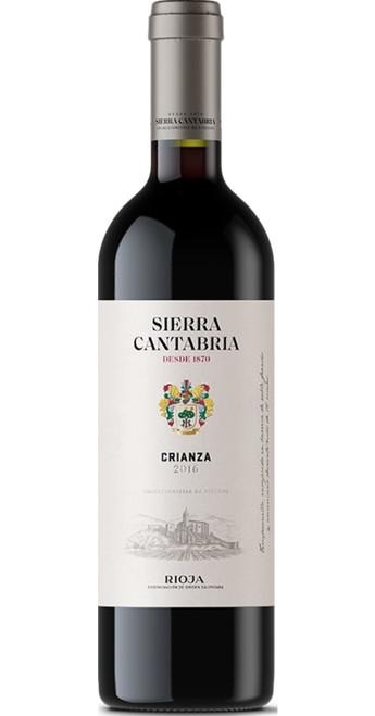 Rioja Crianza 2016, Viñedos Sierra Cantabria